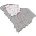 SC state map